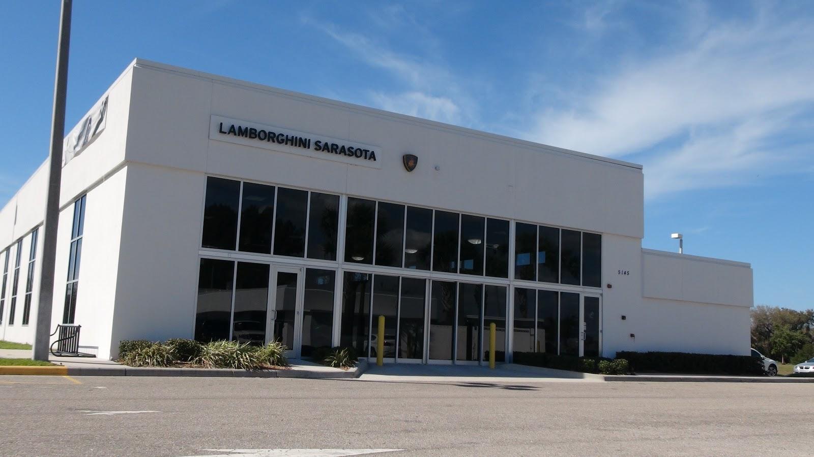 Lamborghini Tampa Where Is The Nearest Lamborghini Dealership To