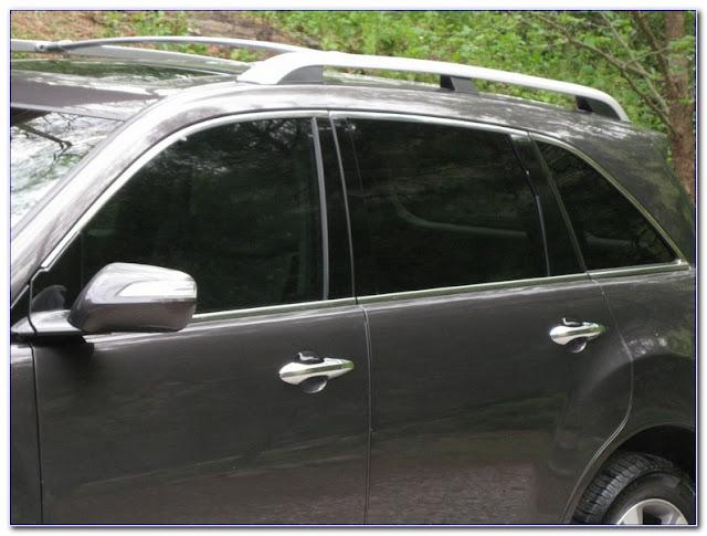 Michigan Vehicle WINDOW TINT Law 2018-2019