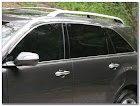 Michigan Vehicle WINDOW TINT Law