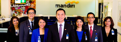 Info Lowongan Kerja Bank Mandiri Persero Tbk
