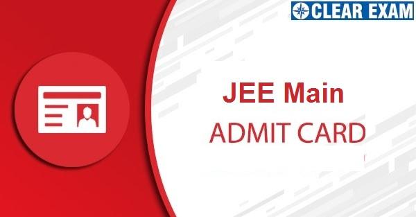 JEE Main 2020 (April): Admit Card
