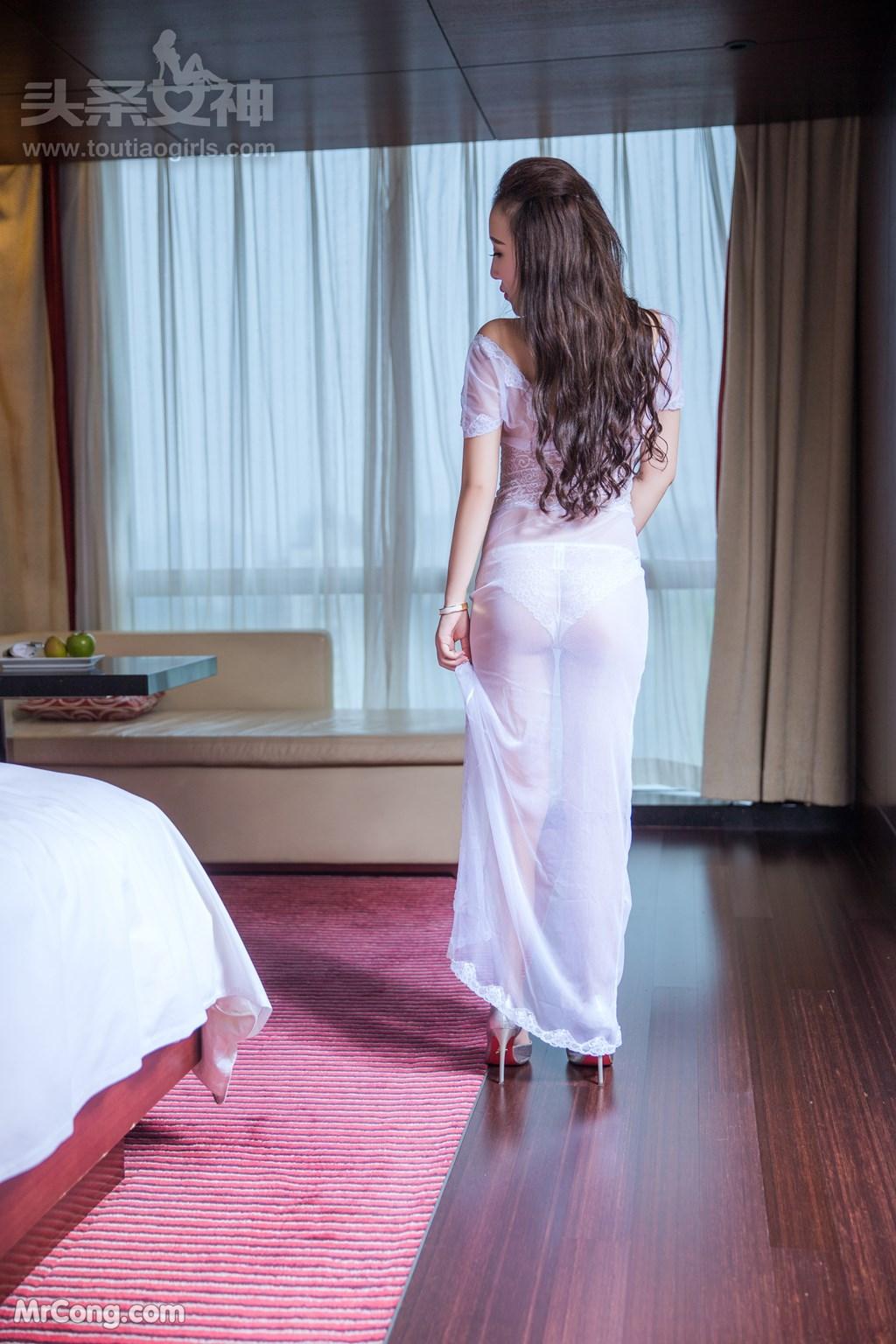Image TouTiao-2017-08-09-Mei-Na-Zi-MrCong.com-003 in post TouTiao 2017-08-09: Người mẫu Mei Na Zi (美纳子) (21 ảnh)