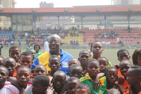 NFF's Seyi Akinwunmi Charity Event Set To Lighten Up Lagos