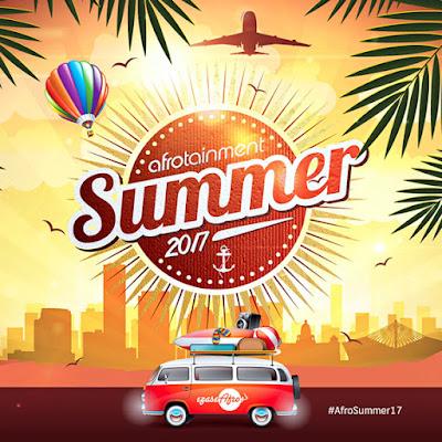 ALBUM: Afro Summer 2017