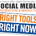Top Nine (9) Best Social Media Tools for Marketing, Monitoring & Management of Online Businesses Campaign