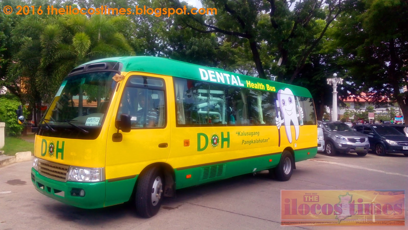The Ilocos Times: Mobile dental health bus now serving in