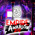 THE FANS HAVE SPOKEN - NOMINATIONS REVEALED FOR THE EMPIRE AWARDS, 2017