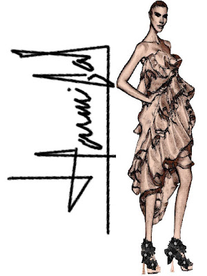 HANNIBAL LAGUNA, FLOWER ROCK.  P-V 2012 en la próxima edición de Cibeles Madrid Fashion Week. Sábado 17 de septiembre a las 19:30.  IFEMA, pabellón 14.1 de la sala Cibeles.