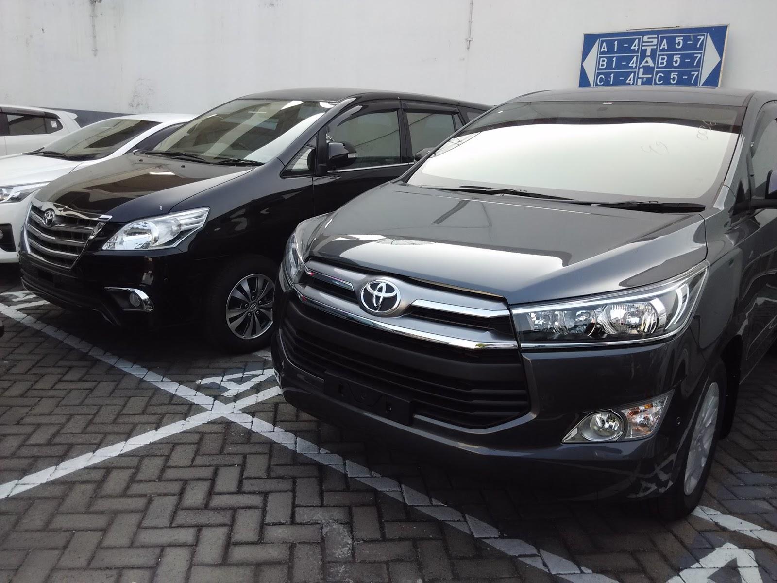 Harga All New Innova Venturer Grand Avanza E Mt Melihat Interior Tipe V Dikta Toyota
