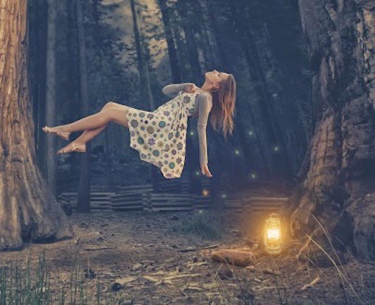 7. Learn How to create Floating Woman in Photoshop