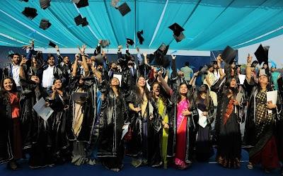 Au revoir class of 2018: Convocation ceremony at Jagran Lakecity University