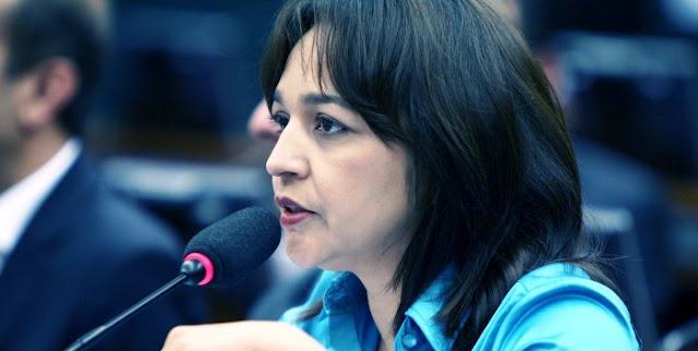 Eliziane Gama votou contra a punição de juízes e promotores que investigam políticos desonestos