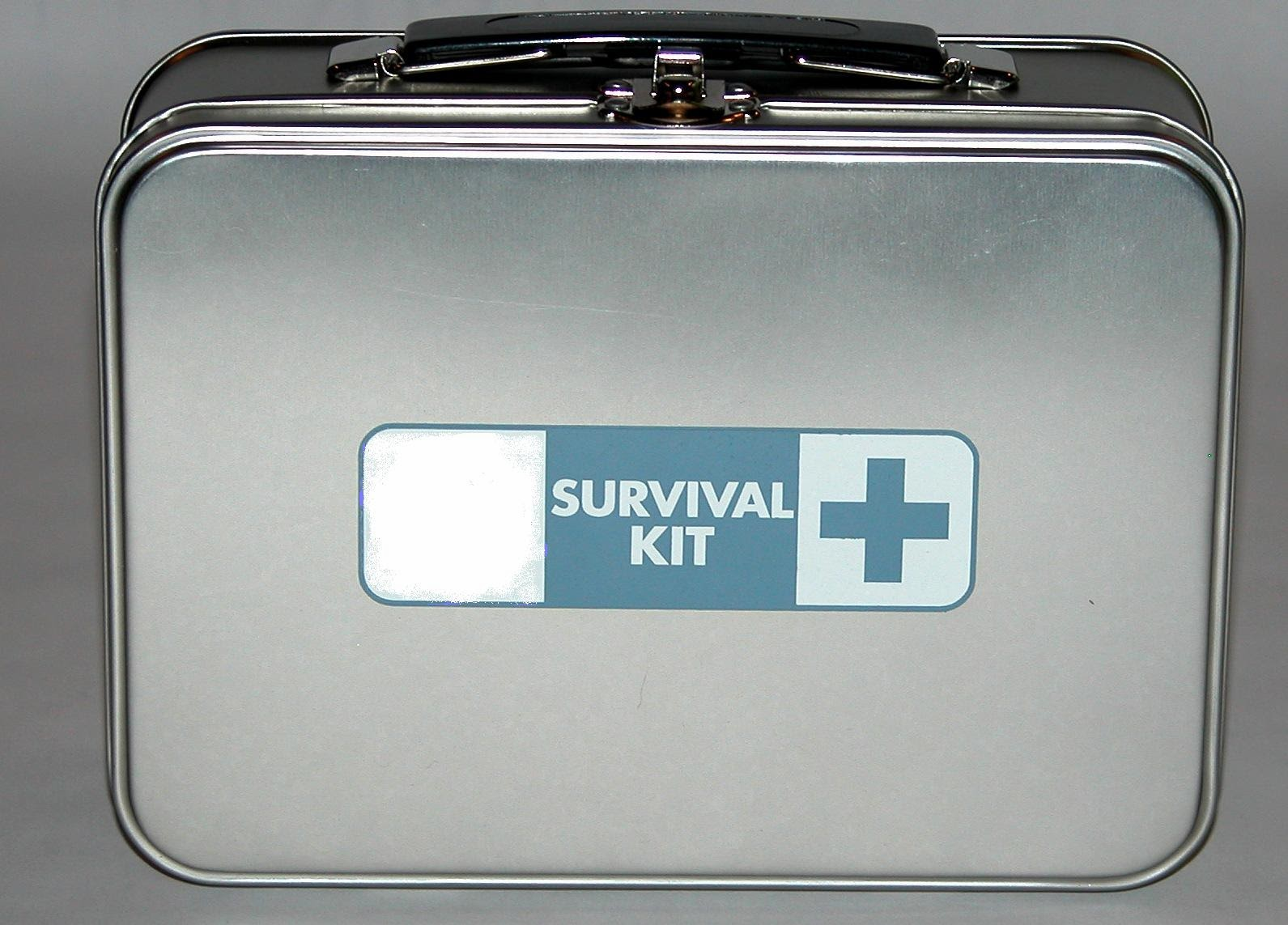 Bliss Adventure Travel Personal Survival Kit Psk