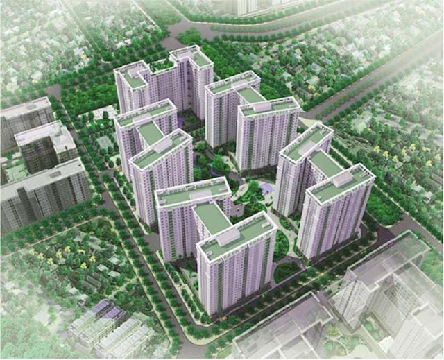 Tổng quan dự án chung cư Ecohome 3