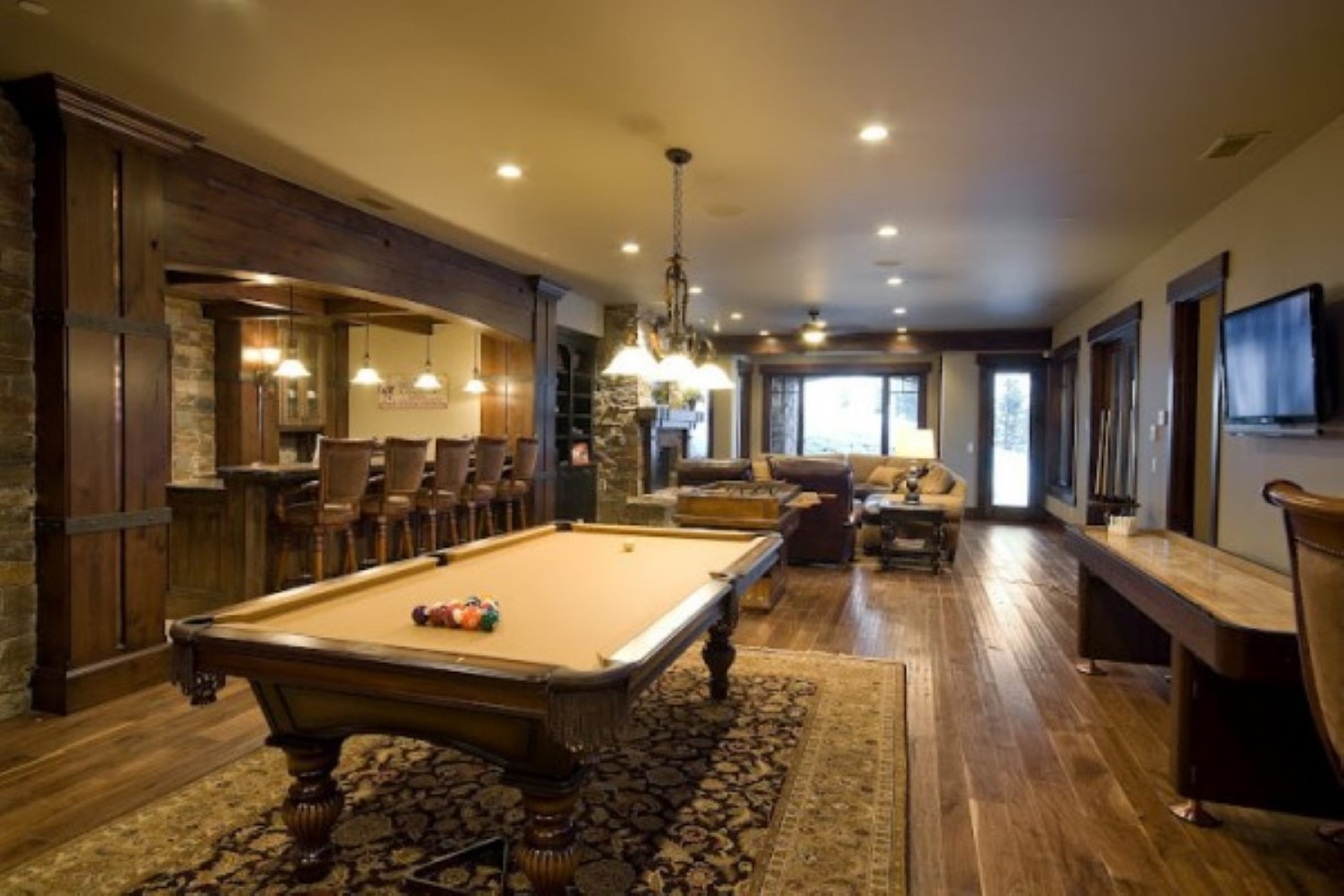 Game Room Flooring : Home priority playing game room ideas for mind and body