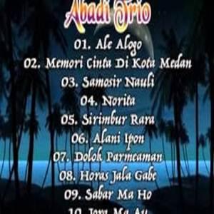 Abadi Trio - Memori Cinta Di Kota Medan (Full Album)