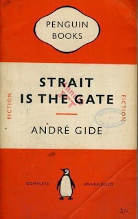 Strait is the Gate, Andre Gide, Penguin paperback