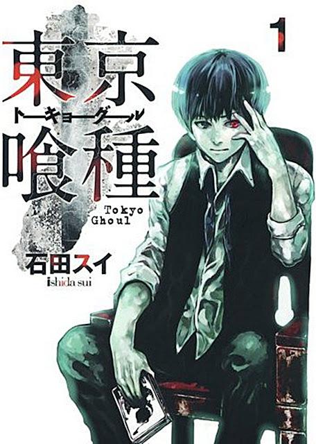 Zlodusi Tokia 1 (by Nikola) - Manga
