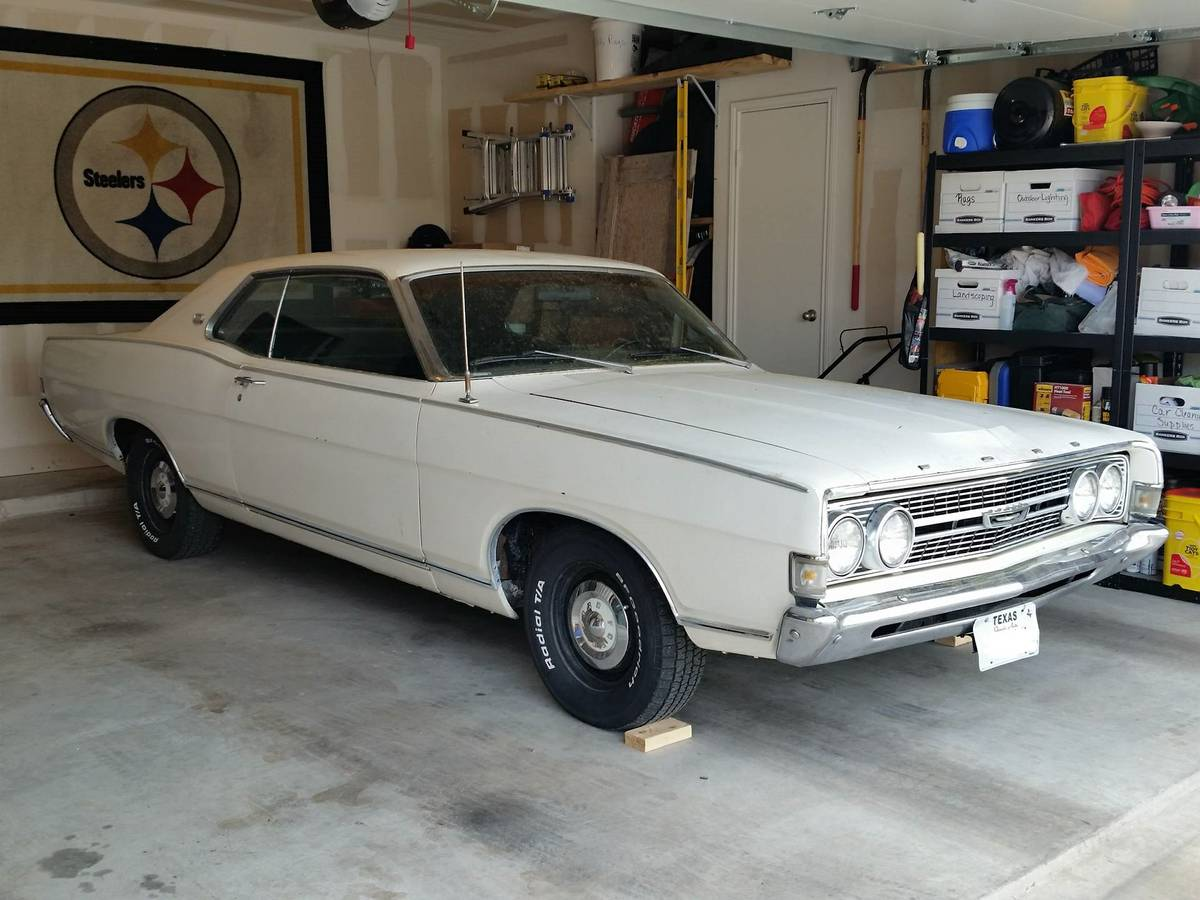 Daily Turismo: Bleached Whale: 1968 Ford Torino