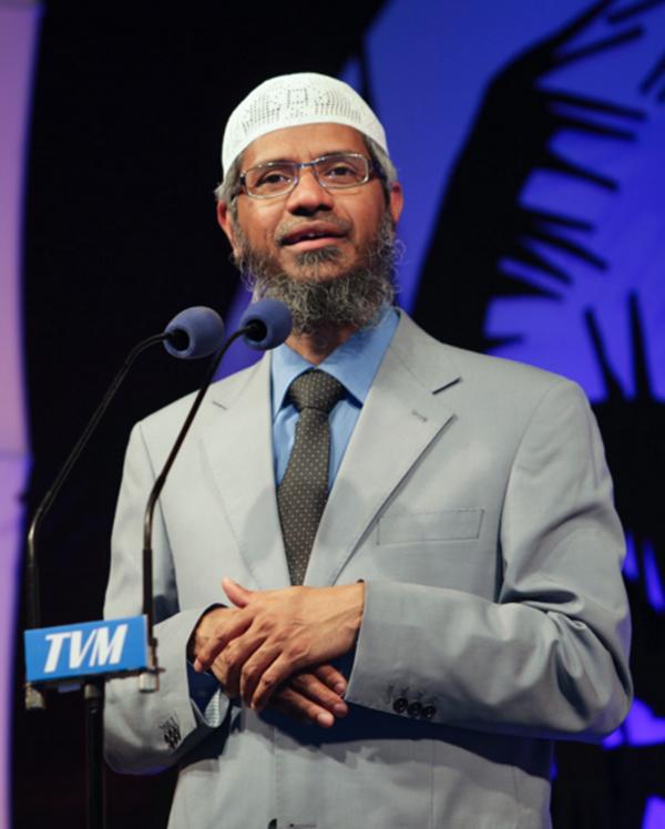 MAZA Selar Tindakan Hindraf Halang Dr. Zakir Naik Hadir Ceramah Agama Bikin Panas!