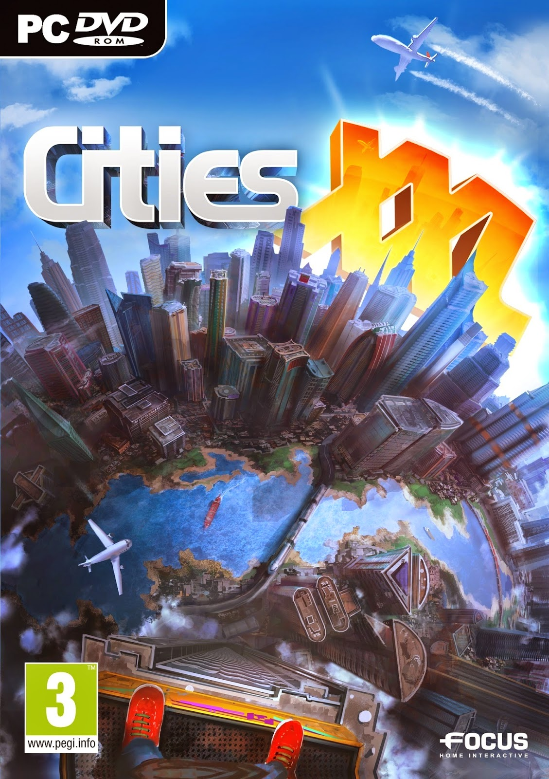 Cities XXL ESPAÑOL PC Full
