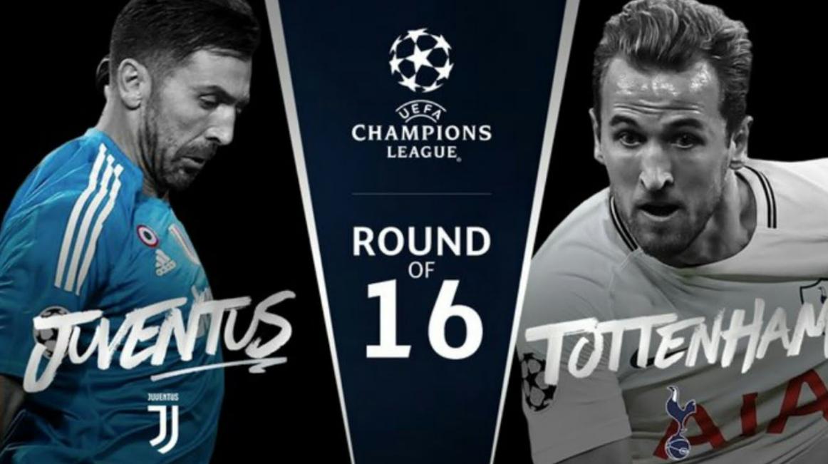 Juventus - Tottenham, vanno in scena gli ottavi di Champions