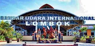 Bandar Udara Internasional Lombok Lombok Tengah