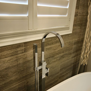 Bathroom Tub Filler Hardware