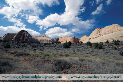 Capitol Reef, National Park