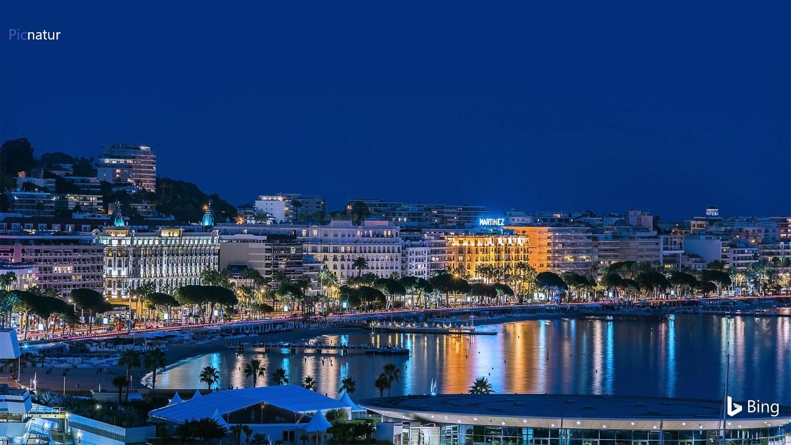 Cannes, France © Manjik Photography/Alamy