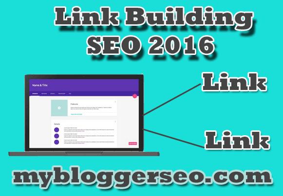 Link Build Técnicas SEO 2016