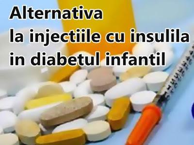 pareri pozitive sulfonilureea alternativa la injectii cu insulina la copii cu diabet