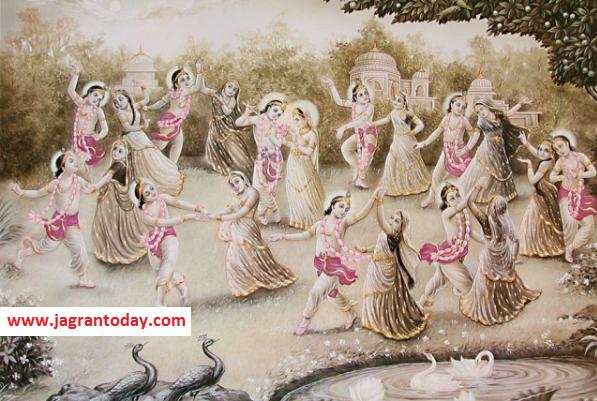 Nidhivan ka Rang Mahal Kathaa