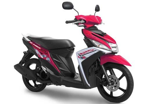 Spesifikasi Dan Harga Motor New Yamaha Mio M3 125 Blue