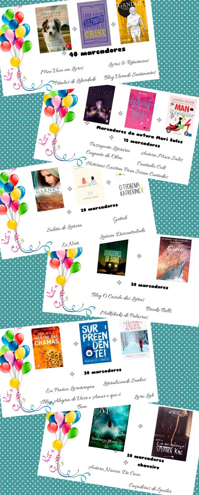 Promoção: 2 anos do blog Caçadoras de Spoiler | Sorteio