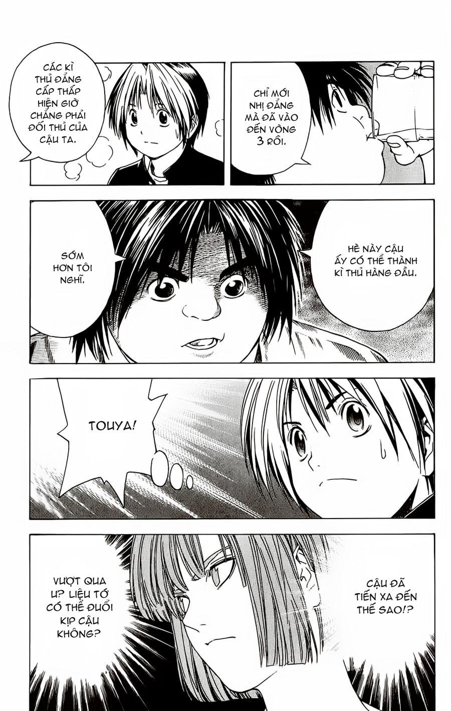 Hikaru No Go hikaru no go chap 119 trang 17