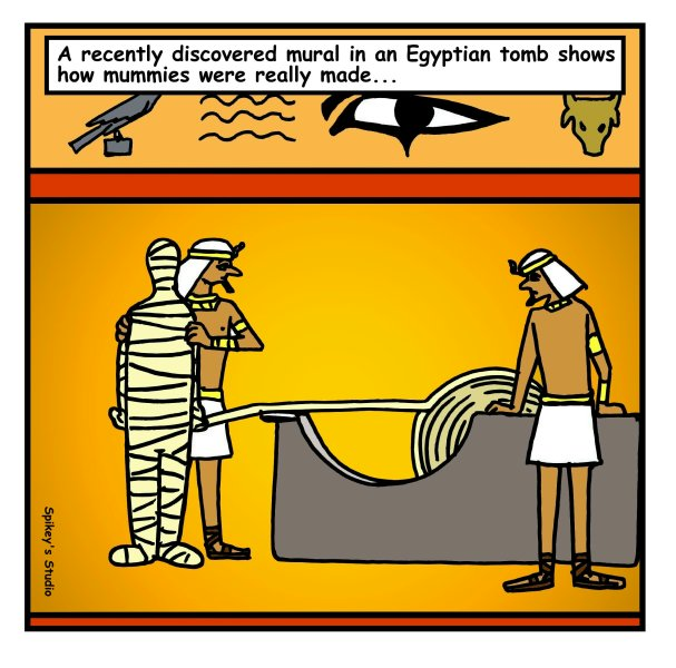 Funny Pictures About Egypt: Twisted: February 2012