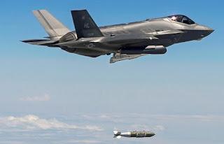 Jet Tempur F-35 AU AS