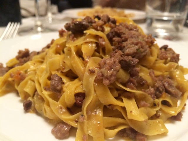 Eating in Rome {Trattoria Monti}