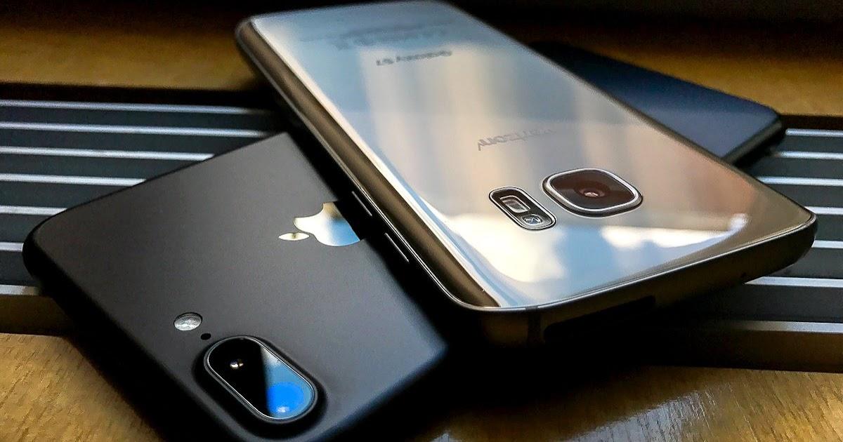 Galaxy S7 vs iPhone 7 - Qual a melhor câmara?