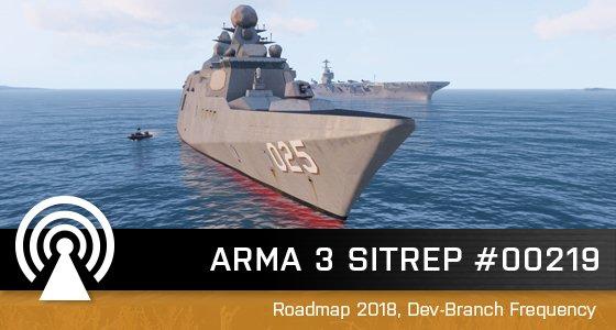 Arma3 SITREP #00219