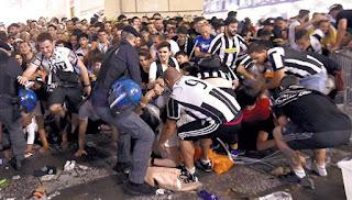 Kembang Api Dikira Bom, 1.500 Orang Terluka di Lokasi Nobar Juventus