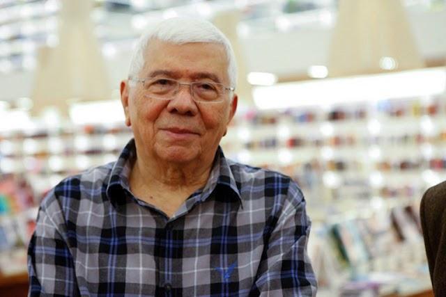 Jornalista alagoano Audálio Dantas morre em São Paulo, aos 88 anos.