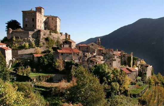 Balestrino - Cidade fantasma medieval