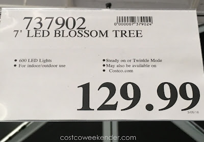 Deal for the LED Blossom Tree at Costco