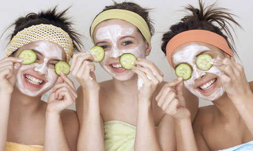 Several Benefits of the Cucumber for Beauty