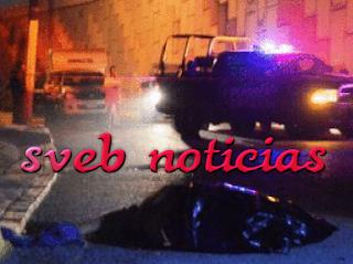 Dejan un ejecutado cerca de la Fiscalía este Miercoles de Guerrero