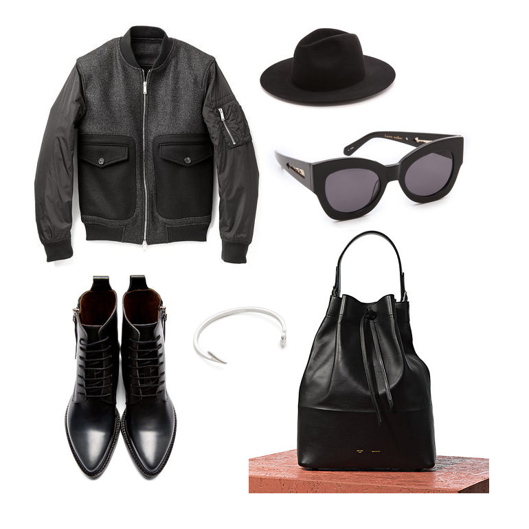 WHAT FASHION BLOGGERS WEARS TODAY ON DELUXSHIONIST