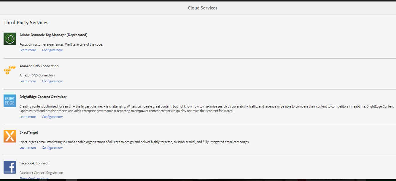 One-stop guide for Adobe AEM: Customizing Cloud Service
