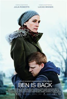 Ben Is Back First Look Poster 1